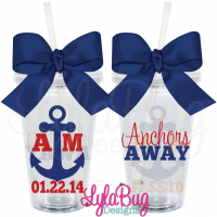 Anchors Away Tumbler