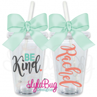 BE Kind Personalized Tumbler