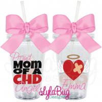 Parent of a CHD Angel Tumbler