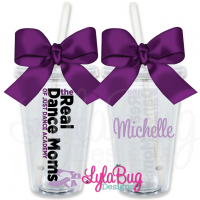 Real Dance Moms of Personalized Tumbler