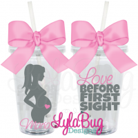 Love Before First Sight Tumbler