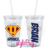 Super Uncle Tumbler