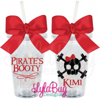 Pirate's Booty Tumbler