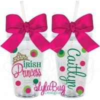 Irish Princess Tumbler