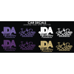 JDA Car Decals