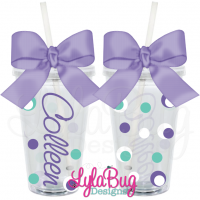 Personalized Tumbler Font 3