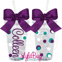 Personalized Tumbler Font 4