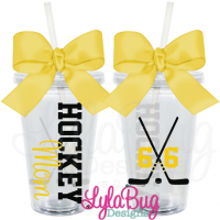 Hockey Mom Tumbler
