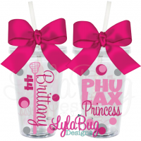 LAX Princess Tumbler